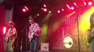 Bourbon Boys - Proud to be a Redneck (Live at Gröna Lund)