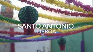 San Antonio, motivo de fiesta en Lisboa