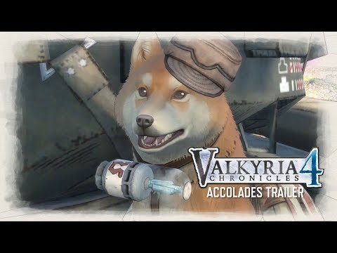 Valkyria Chronicles 4 Launch Trailer
