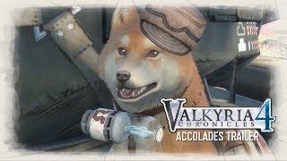 videó Valkyria Chronicles 4