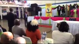Lubanzi lijulile worship----Bro Ozayo Ndamase @ AOG
