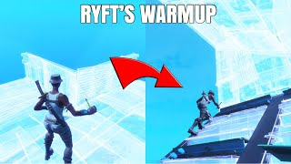 How Ryft Warms Up