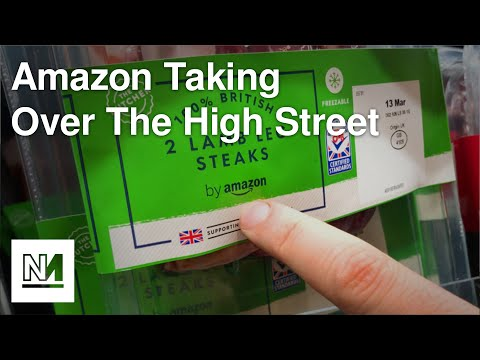 Will Amazon Fresh Kill the High Street? | The Bastani Factor
