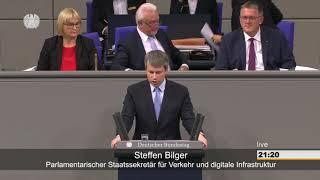 18.10.2018 - Änderung des Bundesfernstraßenmautgesetzes