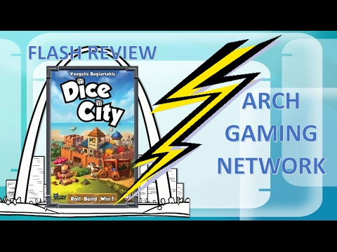 Flash Review: Dice City