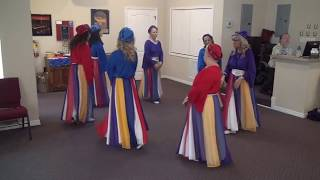 MESSIANIC DANCE PRACTICE: REMEMBER MERCY by Brian Doerksen