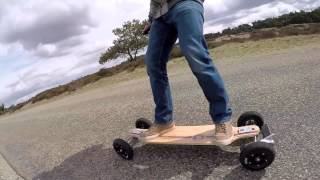 Cruising with the Evolve Bamboo AT by SailVideoSystems