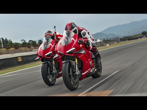 2019 Ducati Panigale V4 R in Medford, Massachusetts - Video 1