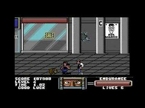 C64 Longplay - Target Renegade