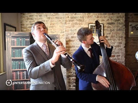 Ragtime Jazz Band - Pennies From Heaven