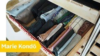 Marie Kondo – Aufräumen & Ordnung schaffen mit System | Roombeez – powered by OTTO