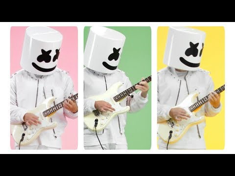 Marshmello ft. Bastille - Happier (Alternate Music Video) (видео)