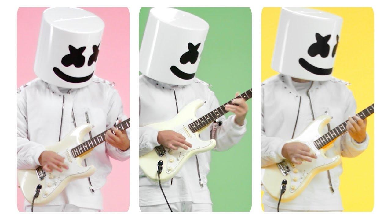 Marshmello ft. Bastille — Happier (Alternate Video)