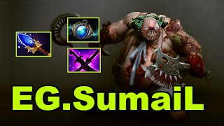 SumaiL Pudge 8k MMR - Ranked Gameplay Dota 2