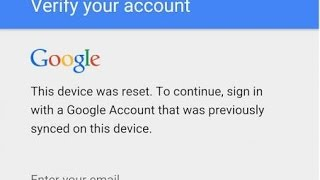 How to Remove Google FRP lock on any phones 2017 trick 100%