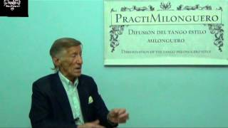 "MPTango Presents Daniel García ""Flaco Dany"" at PractiMilonguero"