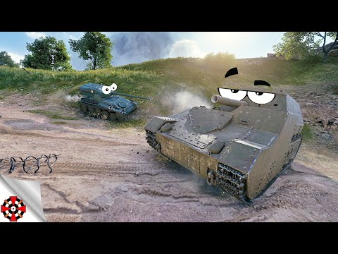 World of Tanks - Funny Moments   ARTY PARTY! (WoT artillery, June 2019)
