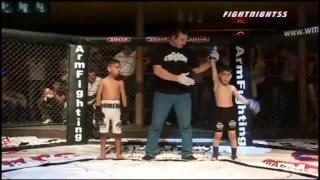 Бои без правил Дети 2016 / Fights without rules Children / MMA 2016