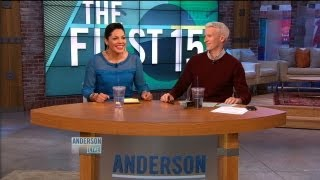 'The First 15' with Sara Ramirez
