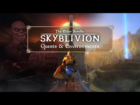 Skyblivion Shares First Gameplay Preview of Quests