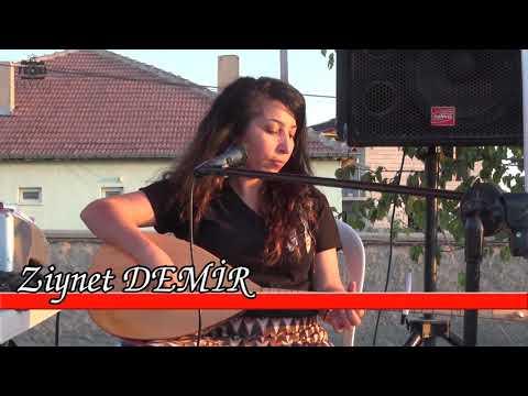 İsakuşağı Köyü Nimet Talha çiftinin düğünde Ziynet Demir konseri