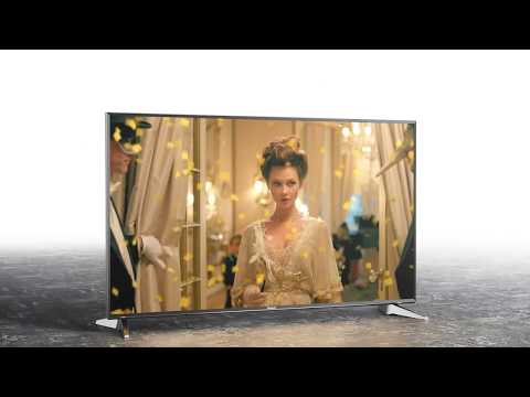 Panasonic EX600 Ultra HD 4K HDR TV