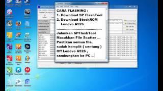 Lenovo Model L12t1p33 Flash File