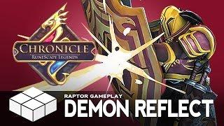 Chronicle: RuneScape Legends - Ranked Raptor Deck - Demon Reflect