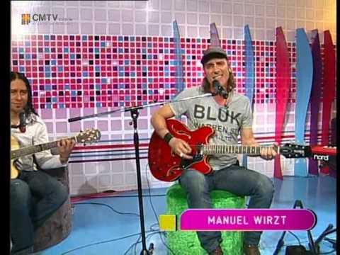 Manuel Wirzt video Cuando quieras - Acústico 2013