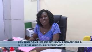 Pension Retraités