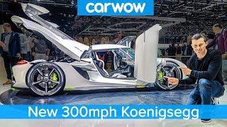 [carwow] 300mph Koenigsegg Jesko
