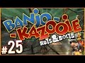 Banjo kazooie: Nuts amp Bolts Multiplayer Action Part 2