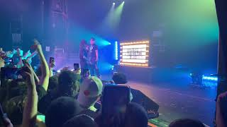 J.I.D.    151 Rum LIVE With A Fan (@colinb.davis) In Philadelphia 582019