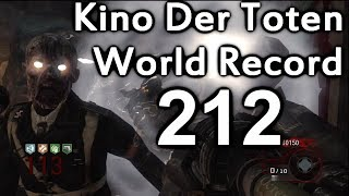 Round 212 Kino Der Toten World Record Joint with iExtremEo