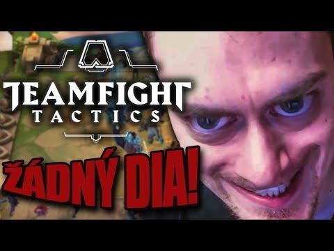 ŽÁDNÝ DIA?! - Teamfight Tactics #HERDYNEDIT