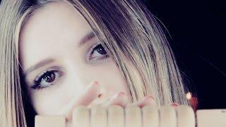 АСМР - полное расслабление перед сном - массаж тела и рассчесывание волос ♥