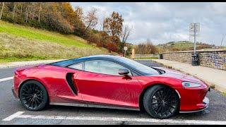 Is the new McLaren GT a proper GT supercar? 2000km Euro tour review