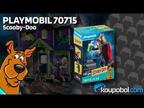 Vidéo PLAYMOBIL Scooby-Doo! 70715 : Scooby-Doo Vampire