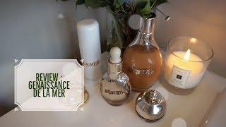 DAILYCHERIE : Skincare update featuring Genaisance de La Mer