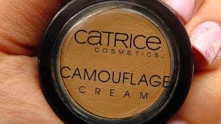 Getestet! catrice camouflage cream