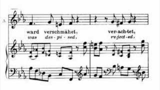 "Handel - Messiah ""He was despised"" Alfred Deller"