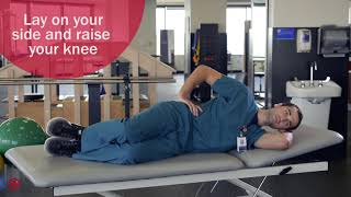 Hip Abduction - Strengthening Exercise