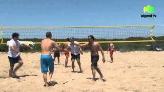Sol i diversió amb el 19è Torneig de vòlei platja
