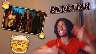 (CHRIS BREEZY KILLED THIS!🔥💥) Tyga   Haute (Official Video) Ft. J Balvin, Chris Brown | REACTION