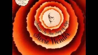 Stevie Wonder - As W/Lyrics