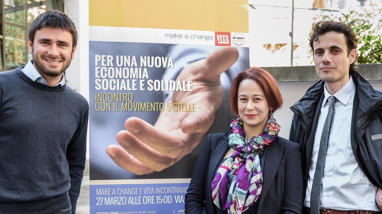 Per una nuova economia sociale e solidale