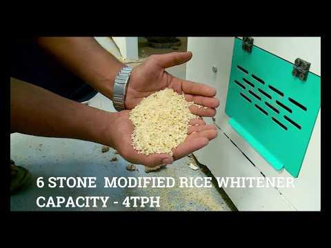 Modified Rice Mega Whitener
