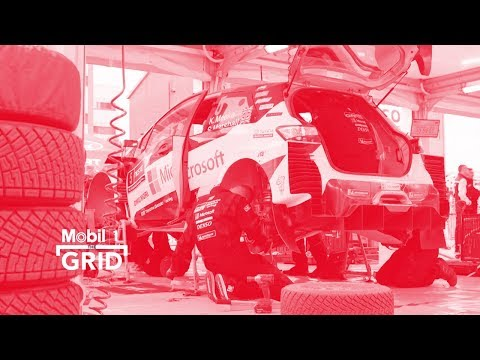 Silver Service – A Full MOT With The Toyota World Rally Team   M1TG