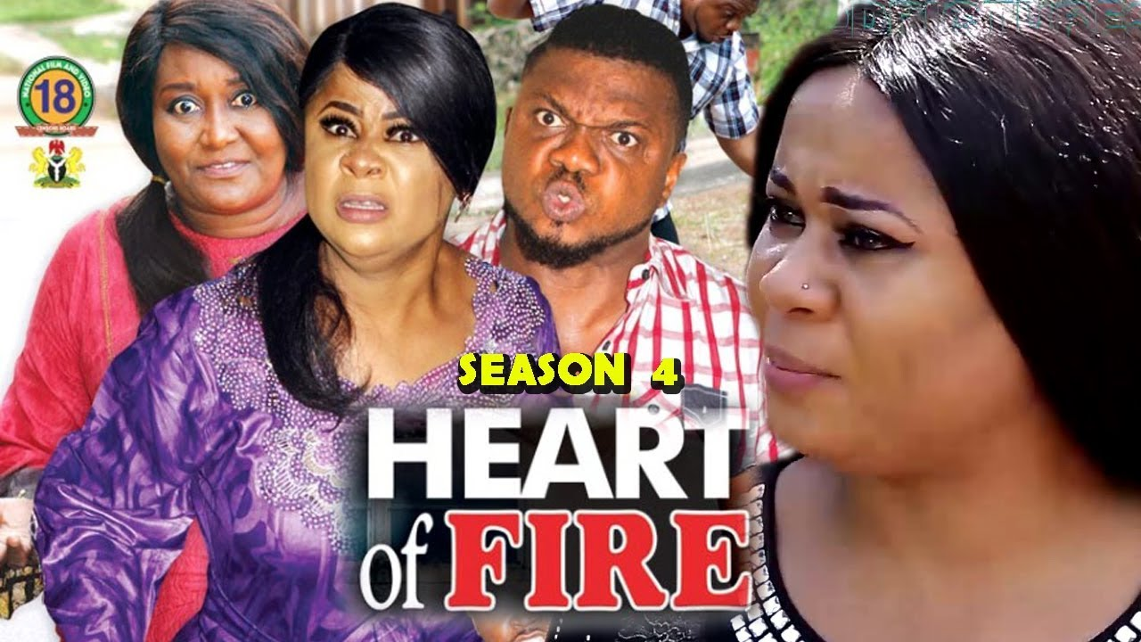 Heart Of Fire (2018) (Part 4)