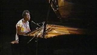To Be Young, Gifted And Black 1 - Nina Simone - Live - 1986
